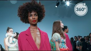 Diversifying Fashion Week | The Daily 360