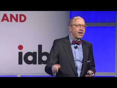 Randall Rothenberg, IAB on The Rise of the 21st Century Brand Economy