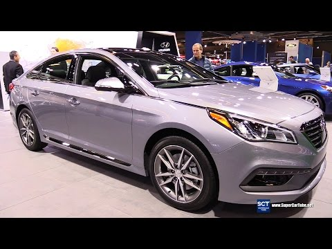 Hyundai  Sonata Седан класса D - рекламное видео 3