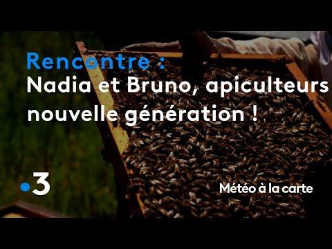 La visite - immersion au coeur du monde des abeilles, s'appuie sur notre activité d'apiculteurs bio, installée en Aveyron, créée en 2010.,