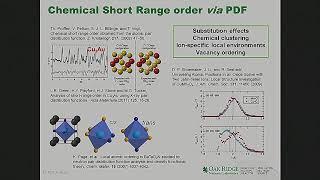 Tuesday at ORNL - Kate Page   PDF Analysis