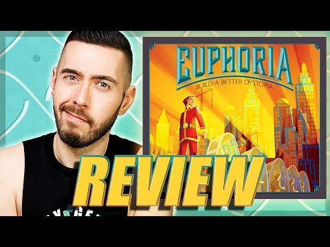 Review: Euphoria from Stonemaier Games