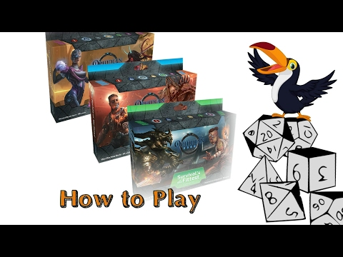 Ophidian 2360 How to play