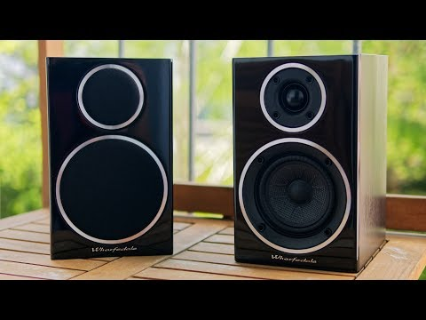 Lautsprecher Review: Wharfedale Diamond 210