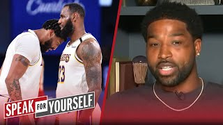 Tristan Thompson: You can't put a price tag on a leader & champion like LeBron | SPEAK FOR YOURSELF