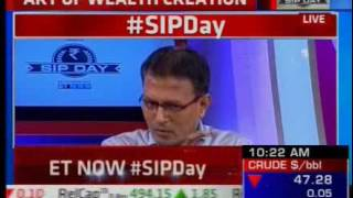 Nilesh Shah sharing his views on #SIPDay, 26th August, 2016 - Kotak Mutual Fund