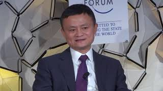 Davos 2019 - Meet the Leader with Alibaba Executive Chairman Jack Ma
