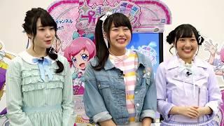 Run Girls, Run!が「キラッとプリ☆チャン」やってみた!