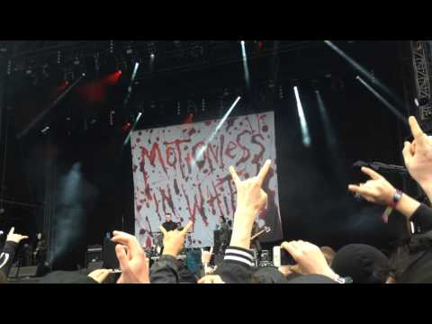 Motionless In White - Zippo Encore Stage, Download Festival 2015