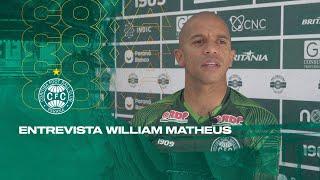 Entrevista William Matheus