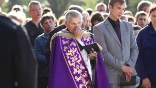 Pogrzeb zamordowanej Eweliny