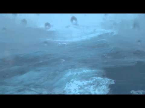 Royal Carribeans Anthem of the Seas Cruise Ship VS Hurricane Storm's 180 MPH Winds and 30 Foot Waves