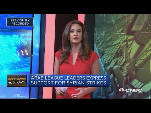 Here's the latest on the strikes in Syria | Middle East News