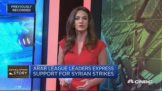 Here's the latest on the strikes in Syria | In The News - Video Youtube
