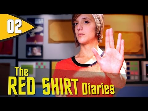 Charlie X - The Red Shirt Diaries - Ep 2