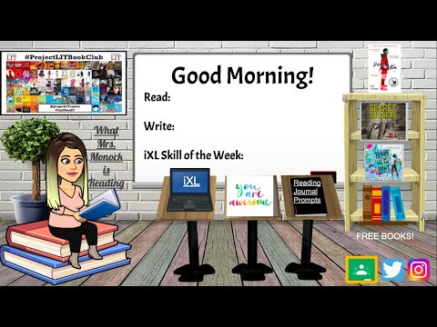 How to Create a Bitmoji Virtual Classroom Using Google Slides