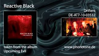 Reactive Black - Drifters