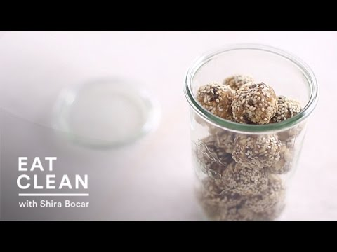 DIY Dried Fruit Granola Bites – Eat Clean with Shira Bocar