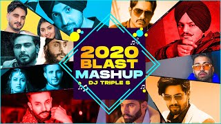 2020 Blast Mashup (Full Video)| DJ Triple S | Sunix Thakor | Latest Punjabi Song 2020| Speed Records