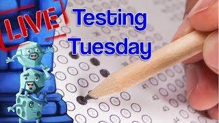 LIVE: Testing Tuesday!! (Arkham Horror 3rd Edition)