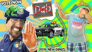 DAB POLICE! 2018 New Dabs by FUNnel V Fam!