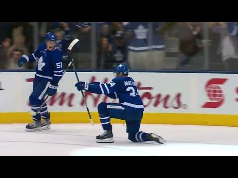 Gotta See It: Matthews completes Maple Leafs comeback with OT goal