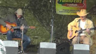 Video Rosa Coeli, Trampská nota, Padochov