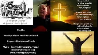 #Eucharist 19 July 2020