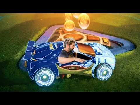 rocket league walkthrough best car in the game by bdoubleo100 game
