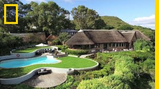 Stay in Luxury Amongst South Africa's Unique Floral Kingdom | National Geographic thumbnail