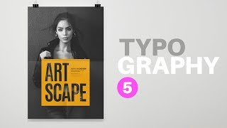 SMART TYPOGRAPHY = AWESOME POSTER DESIGNS