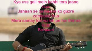 Khamoshiyan Song with Lyrics Arijit Singh Khamoshiyan
