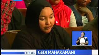 Fatma Gedi aelezea mahakama jinsi alivyopigwa ngumi na mbuge wa Wajir mashariki