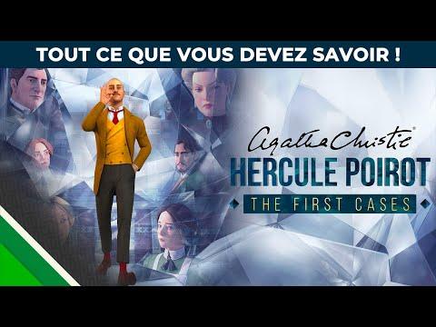 Tout ce que vous devez savoir de Agatha Christie -  Hercule Poirot: The First Cases