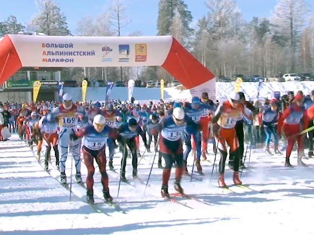 Лыжников проверили на выносливость