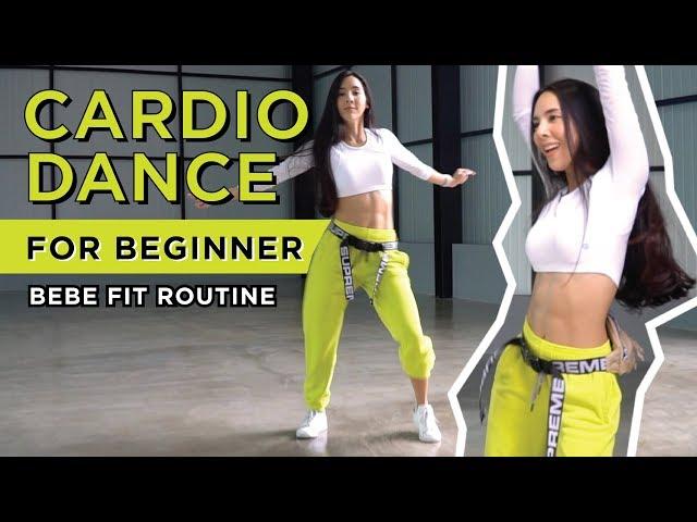 CARDIO DANCE 'FOR BEGINNER'