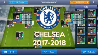 CHELSEA PROFILE DAT 2018 LINK IS BELOW  DREAM LEAGUE SOCCER