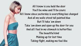Taylor Swift - Everything Has Changed ft. Ed Sheeran | Lyrics Songs