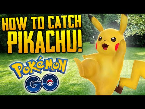 Pokemon GO Guide | How to Catch Pikachu as Your Starter! | Easter Egg