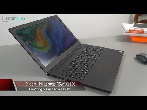 The $580 Mi Notebook – Unboxing & Hands-On Review