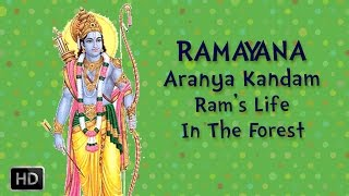 Ramayana:The Epic (Full Movie) - Aranya Kandam(Part 1) - Ram