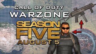 Warzone   aktuelle Info's zu Season 5 + Trailer