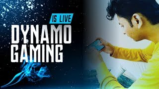 PUBG MOBILE LIVE WITH DYNAMO GAMING | DUO VS SQUAD GAMEPLAY