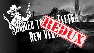Armed To The Teeth New Vegas Redux - Moar Progress