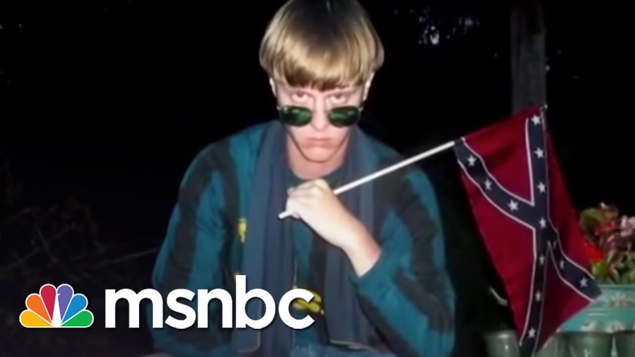 Will Dylann Roof Face Federal Hate Crime Charges? | msnbc thumbnail