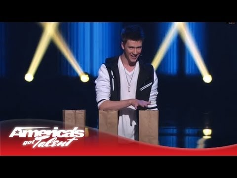Collins Key - Magician Smashes Nick Cannon's Expensive Watch - America's Got Talent 2013 (видео)