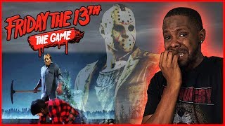 I'M THE LAST ONE STANDING! - Friday The 13th Gameplay Ep.13