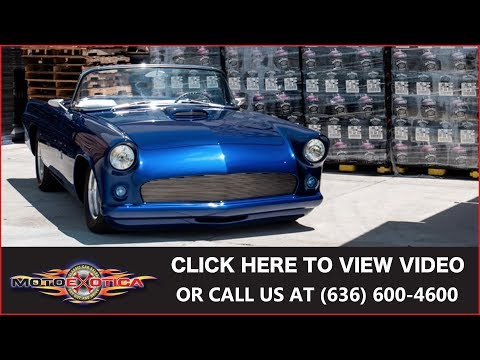1955 Ford Thunderbird for Sale - CC-994827