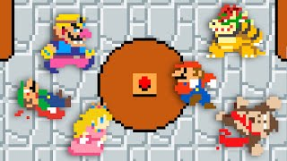 Mario in Among Us
