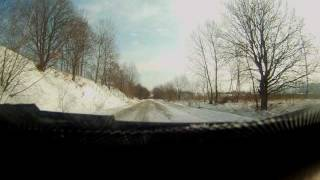 preview picture of video 'otwb : cez Hylovske zaveje'